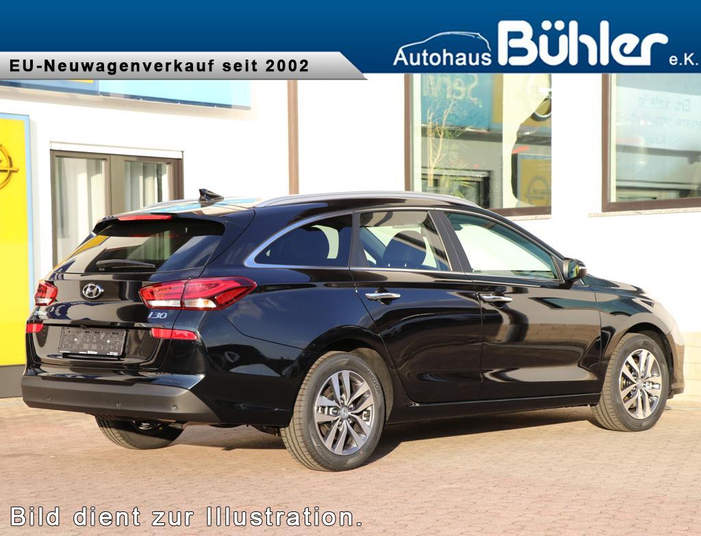 Hyundai i30 Kombi Style - phantom black