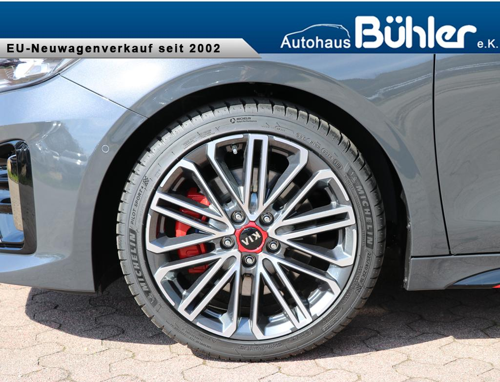 Kia ProCeed 1.6T-GDI DCT-Automatik GT - Pentametal Metallic