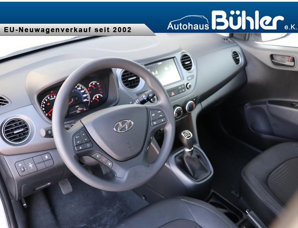 Hyundai i10 1.0 Select + Interieur