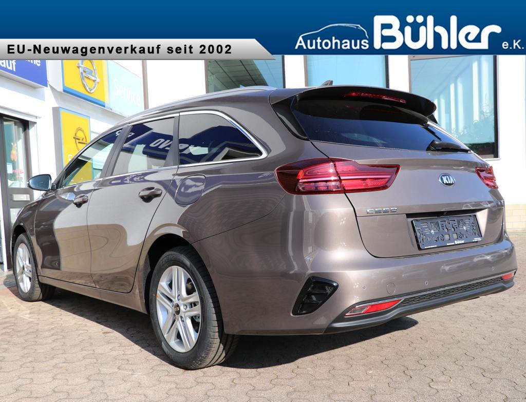 Kia Ceed Sportswagon 1.4T-GDI Vision - copperstone metallic