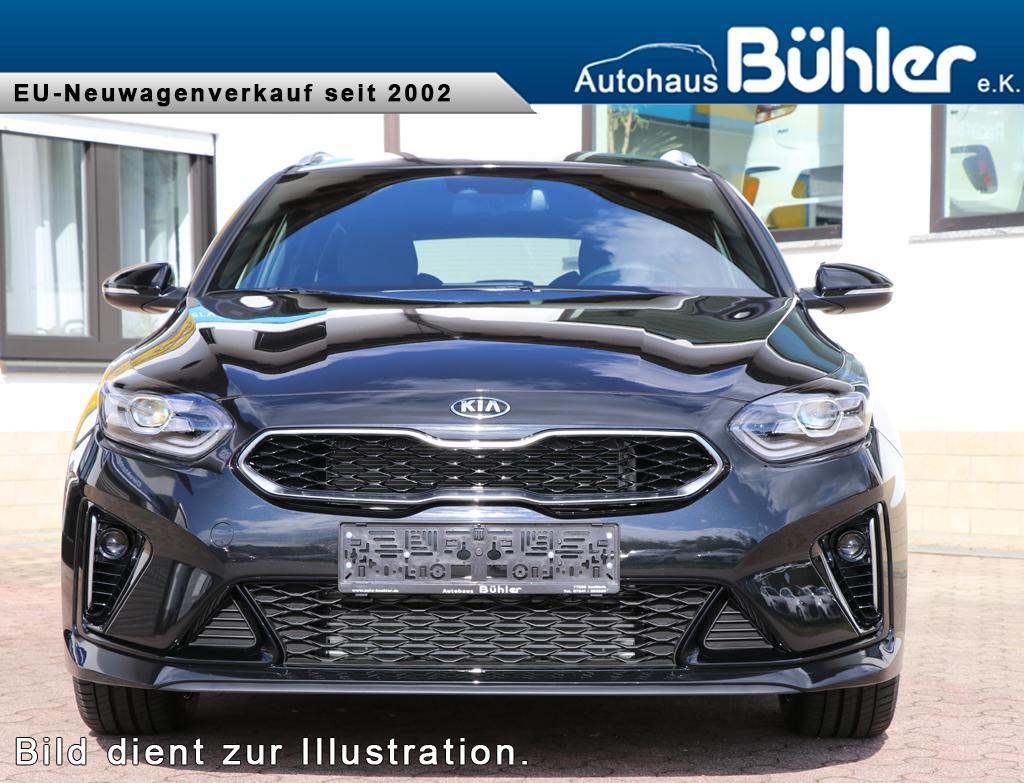 Kia Ceed Sportswagon GT-Line - Zilinaschwarz metallic