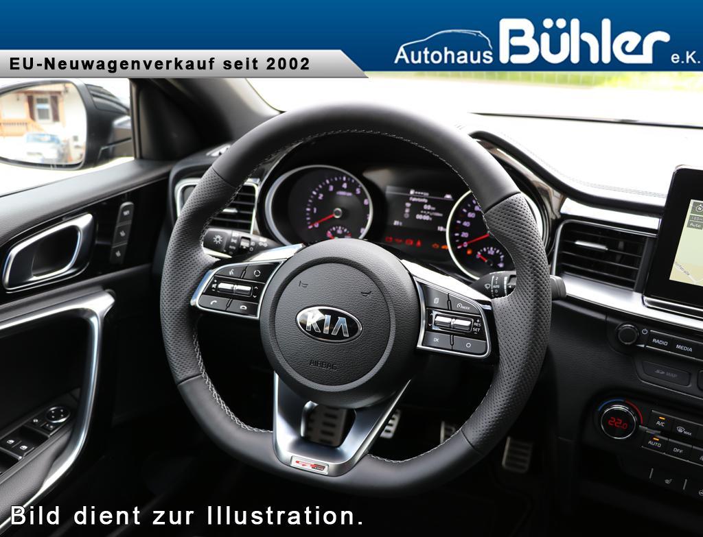 Kia Ceed Sportswagon GT-Line - Interieur