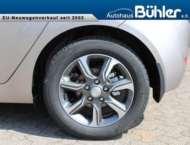 Hyundai ix20 1.6 Limited - white sand metallic