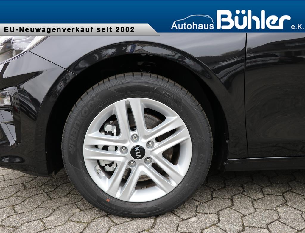 Kia Ceed 1.4T-GDI Vision - Zilinaschwarz metallic