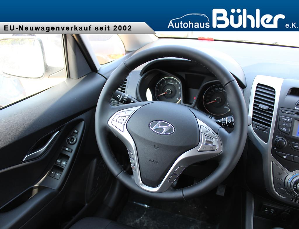 Hyundai ix20 1.6 Limited Plus - polar white