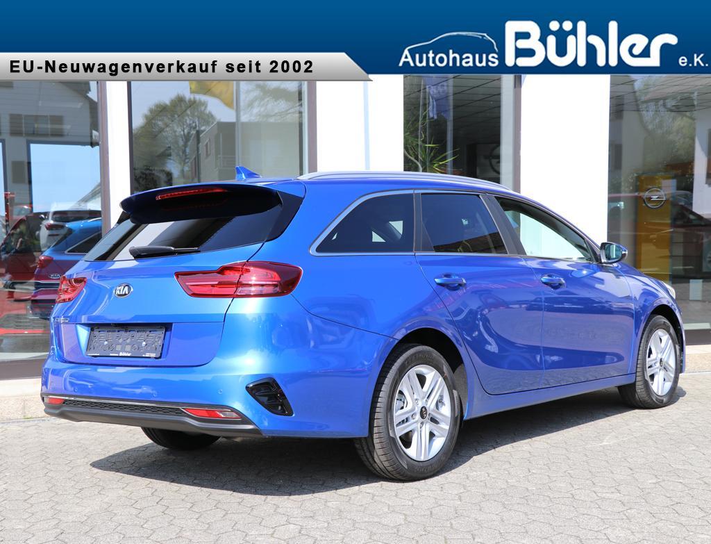 Kia Ceed Sportswagon 1.4T-GDI Vision - Blue Flame metallic