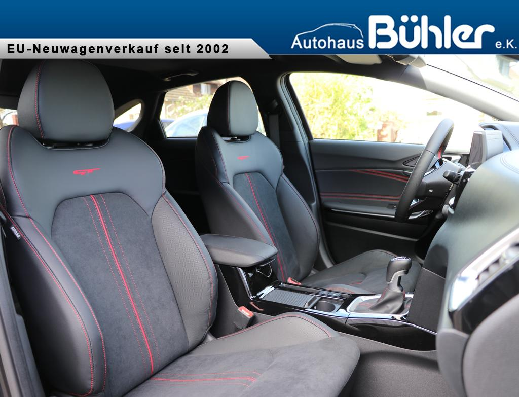 Kia ProCeed GT Schaltgetriebe - Interieur