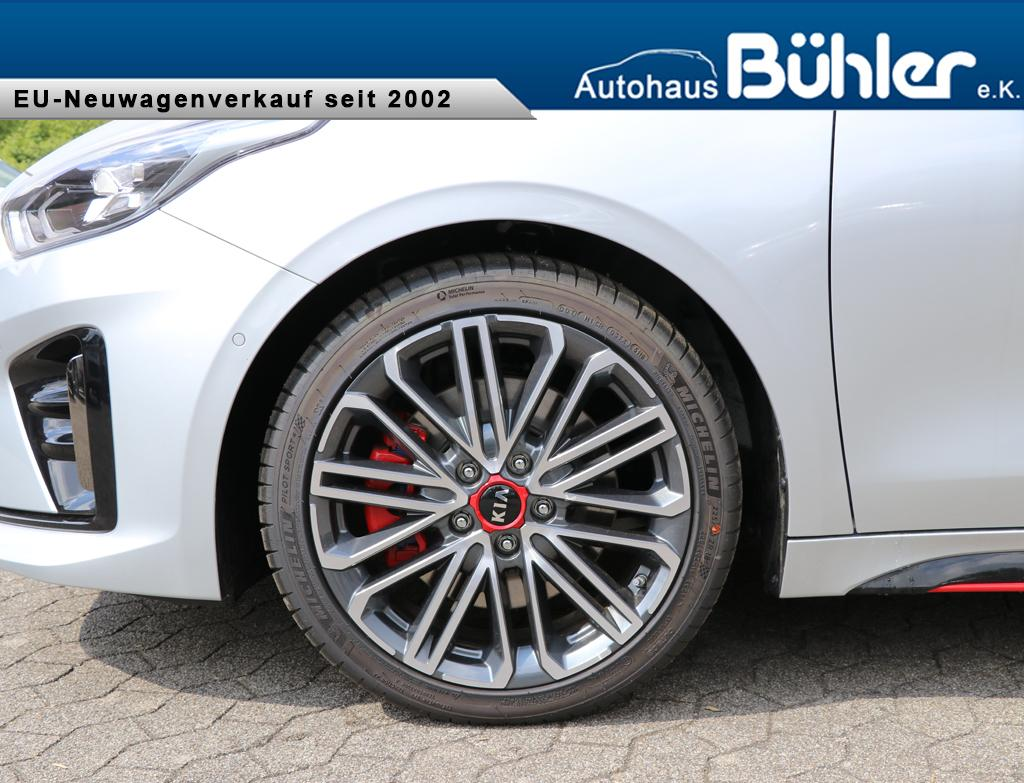 Kia ProCeed GT - Sparkling Silber Metallic