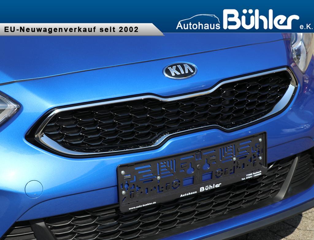 Kia Ceed 1.4T-GDI Vision - Blueflame metallic