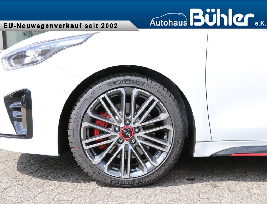 Kia ProCeed GT - Deluxeweiß Metallic