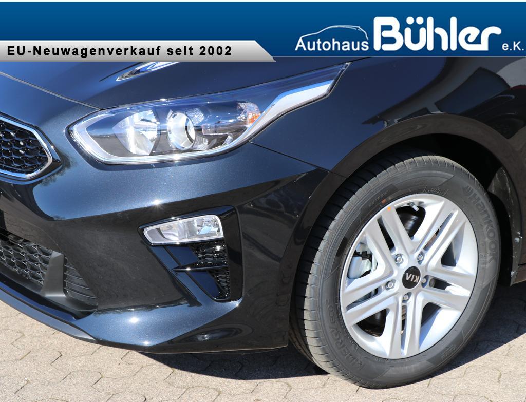 Kia Ceed 2019 1.4T-GDI Vision - Zilinaschwarz Metallic