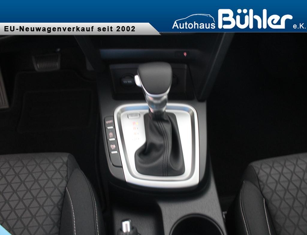 Kia Ceed Sportswagon Vision DCT Automatik - Interieur