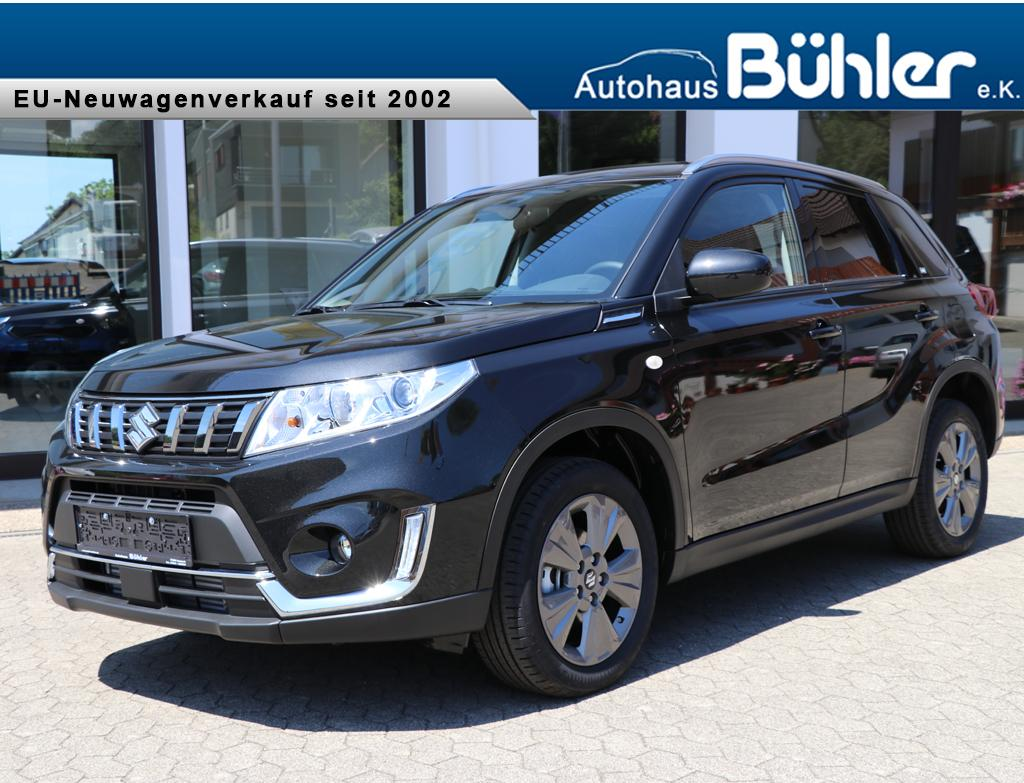 Suzuki Vitara GL 1.4 Turbo - Cosmic Black Metallic