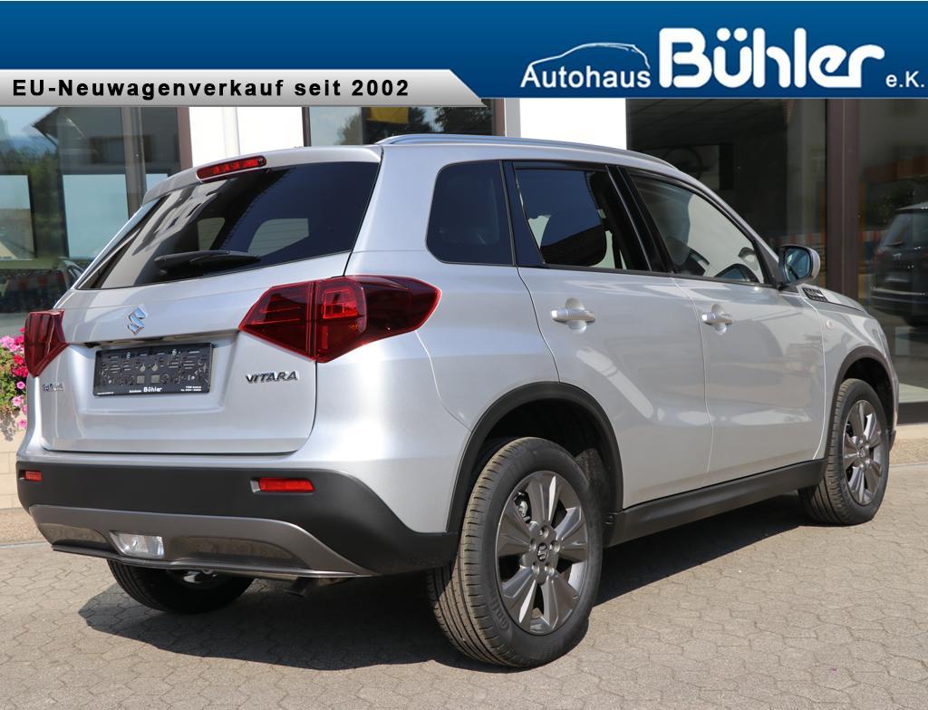 Suzuki Vitara 1.4 Comfort - silky silver metallic