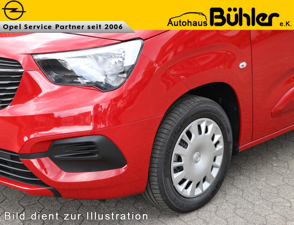 Opel Combo Edition - rubin rot metallic