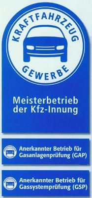 Autogas Zertifizierung