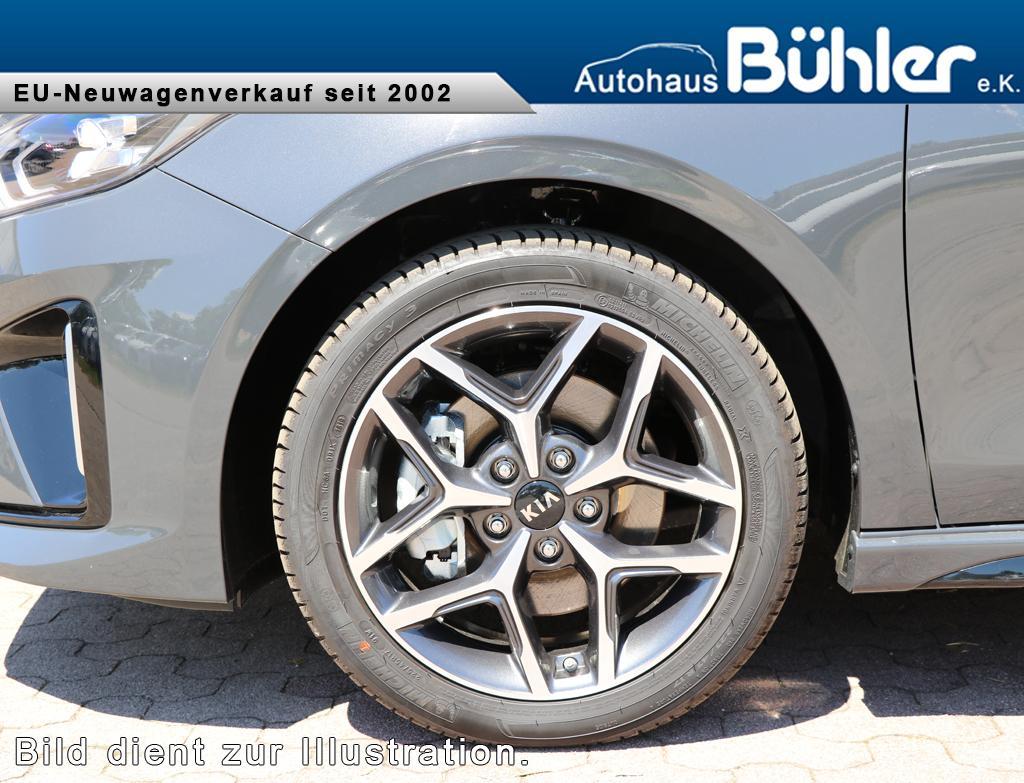 Kia Ceed GT-Line - Pentametall Metallic