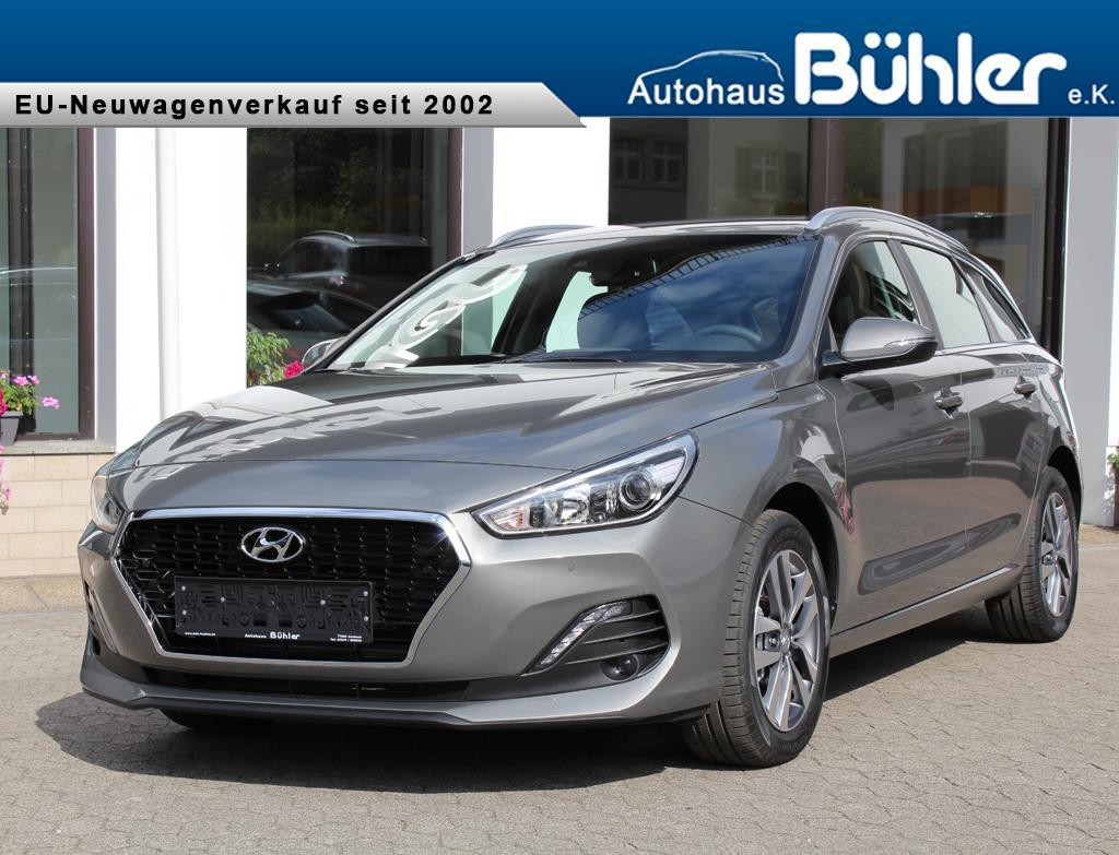 Hyundai i30 Kombi 1.4T-GDI Trend - Olivine Grey Metallic