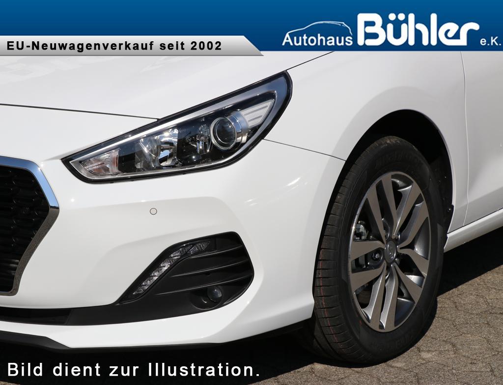 Hyundai i30 Kombi - Demobild