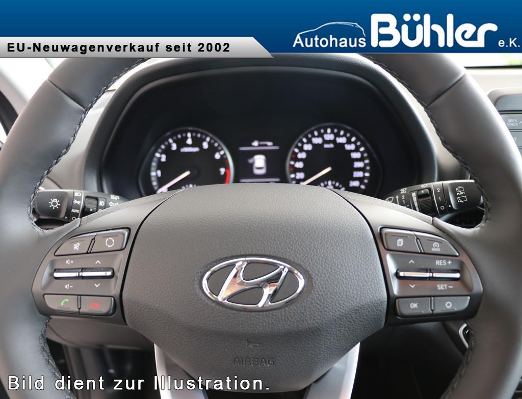 Hyundai i30 Kombi Demo - Interieur