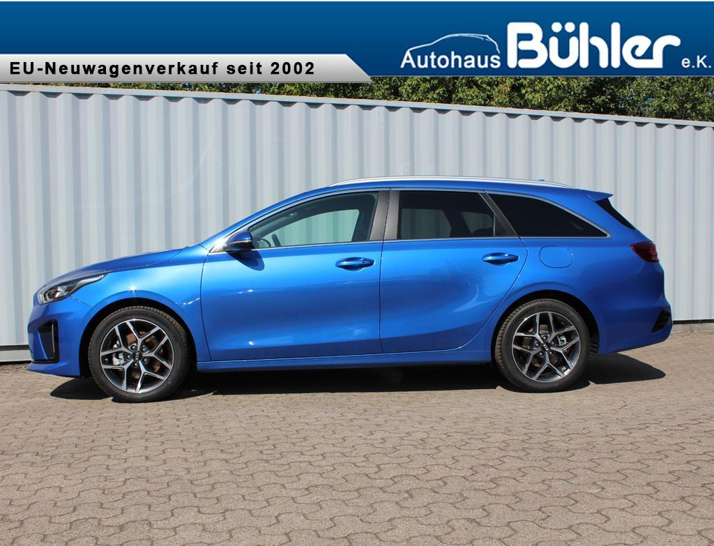 Kia Ceed Sportswagen GT-Line - Blue Flame metallic