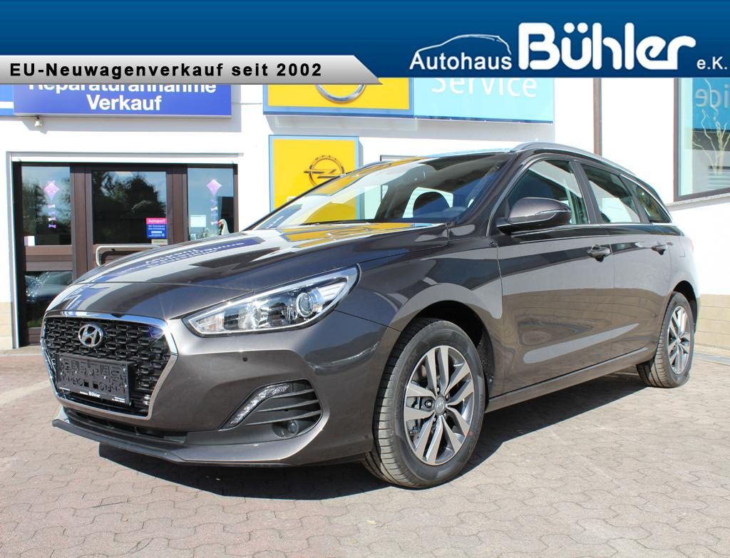 Hyundai i30 Kombi Trend - moon rock metallic