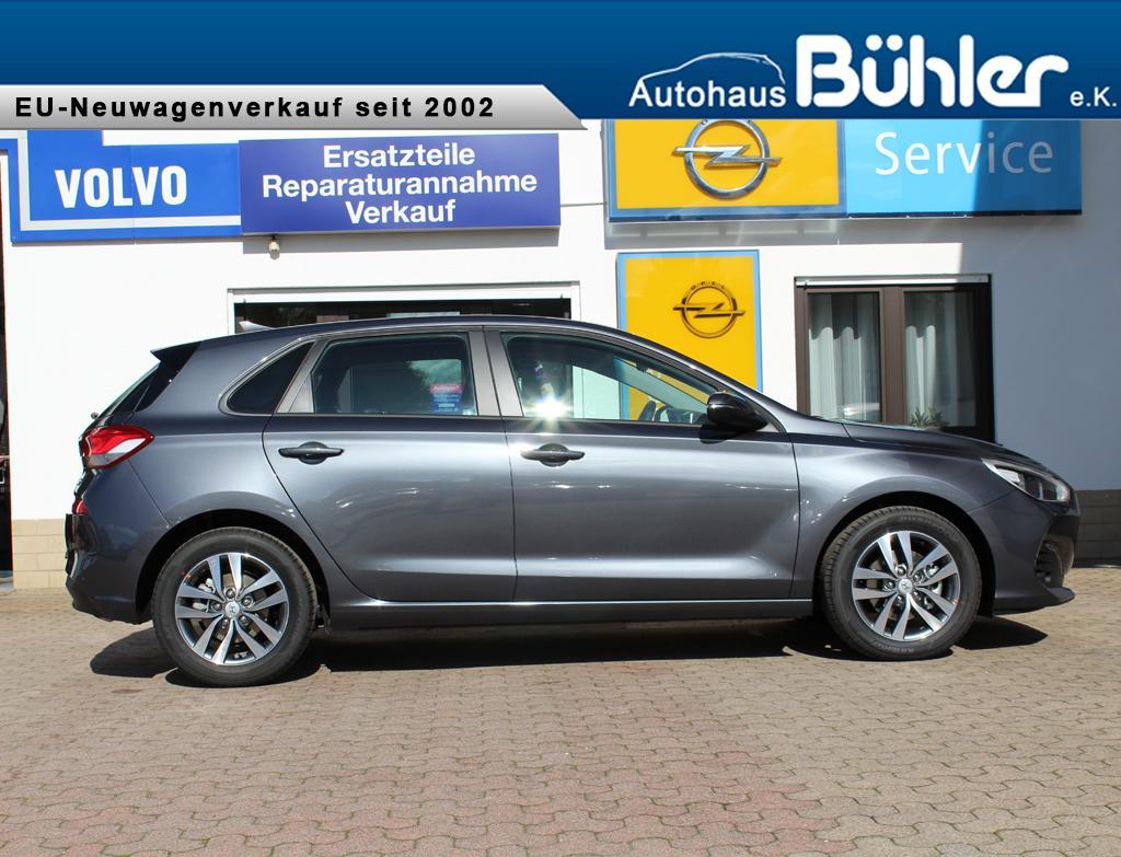 Hyundai i30 1.0 T-GDI Select Plus - Micron Grey Metallic