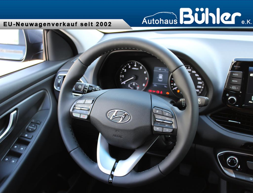 Hyundai i30 Select Plus - Interieur