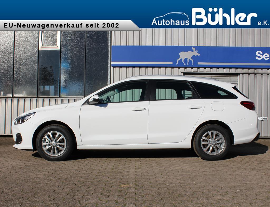 Hyundai i30 Kombi Select Plus - Polar White