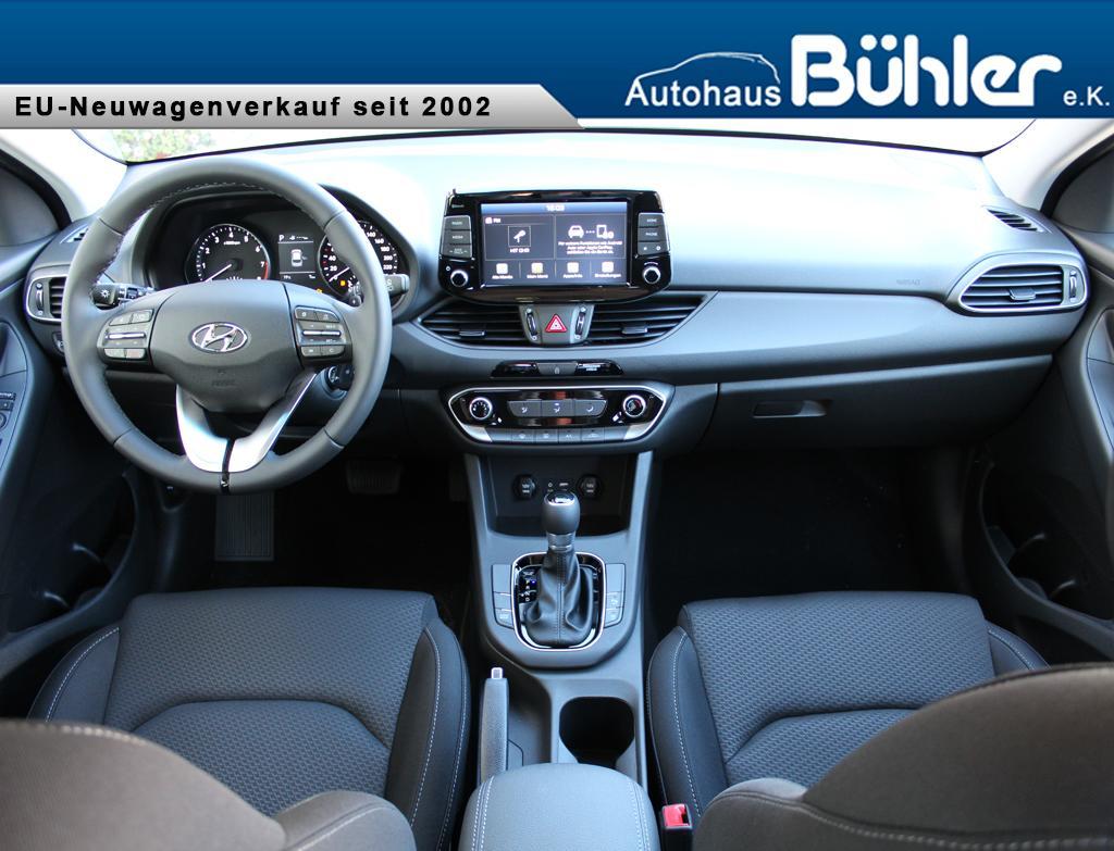 Hyundai i30 Kombi 1.4 T-GDI Select Plus - DCT Automatik