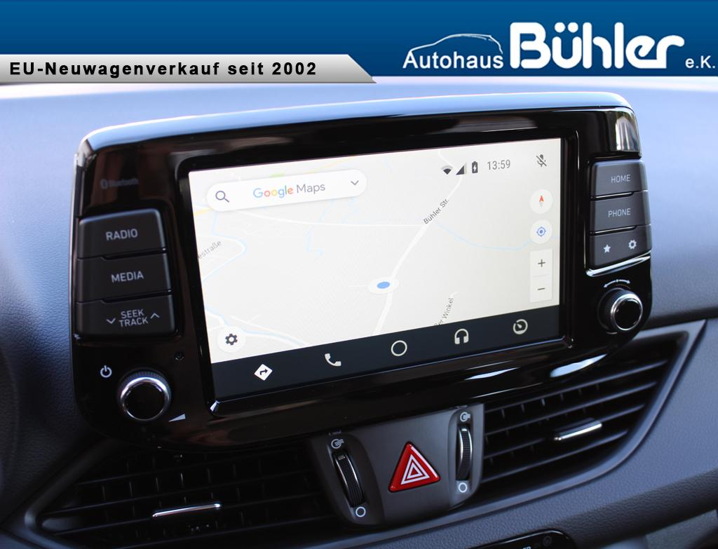 Hyundai i30 Kombi 1.0 T-GDI Select Plus - Interieur