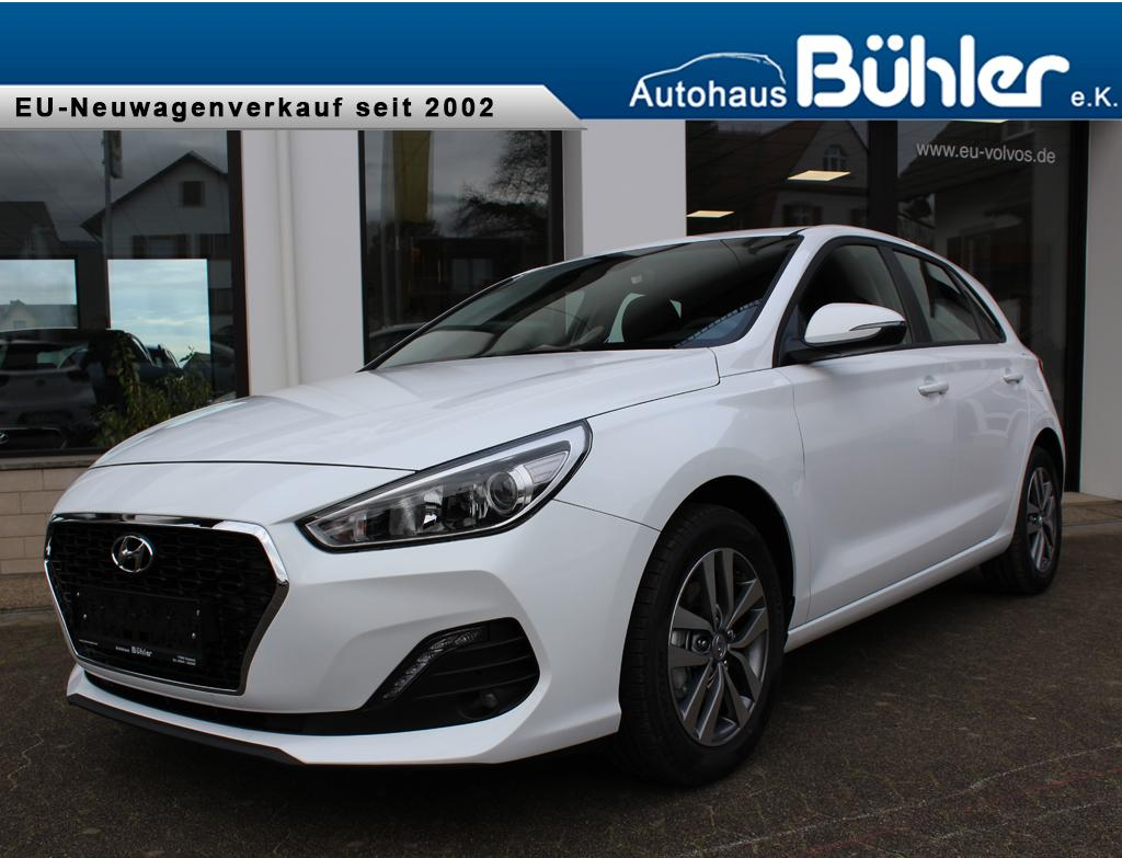 Hyundai i30 1.0 T-GDI Select Plus - polar white