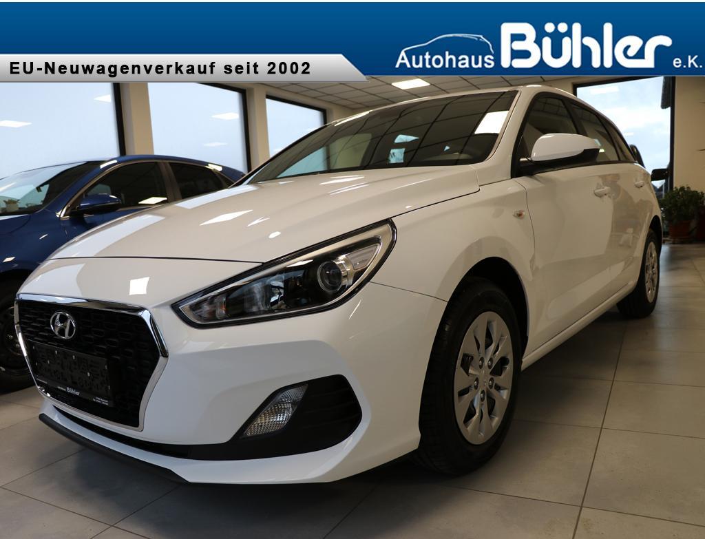Hyundai i30 Kombi 1.4 Pure - Polar White