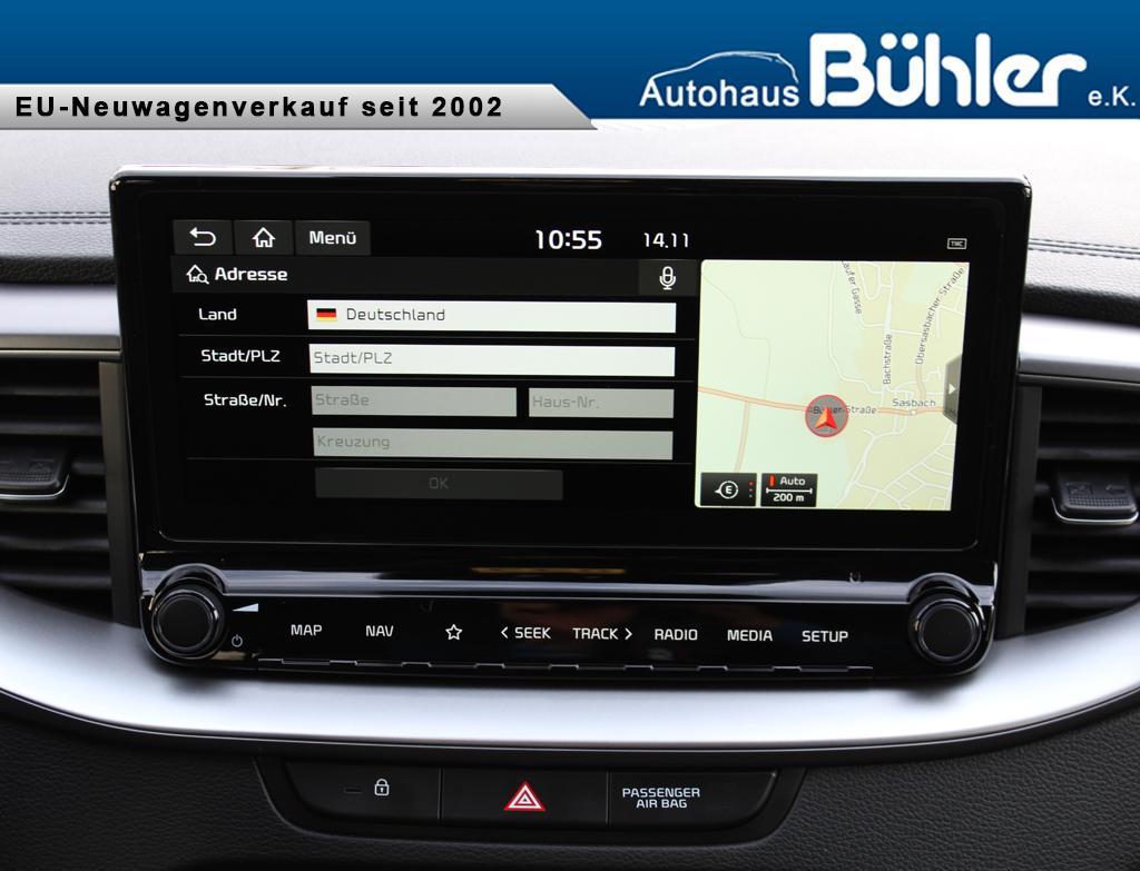 Kia Ceed 10,25 Zoll Navigation MJ2020