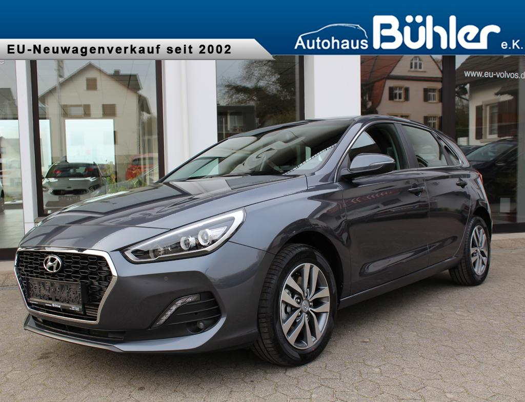 i30 1.4 T-GDI Trend - microng grey