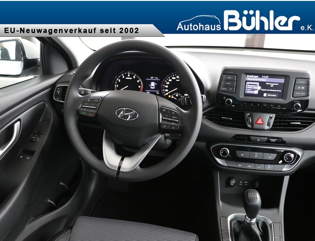 Hyundai i30 Kombi 1.4 Select - Interieur