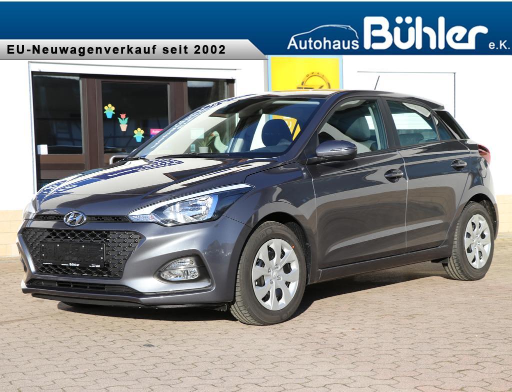 Hyundai i20 1.2 Trend - star dust metallic