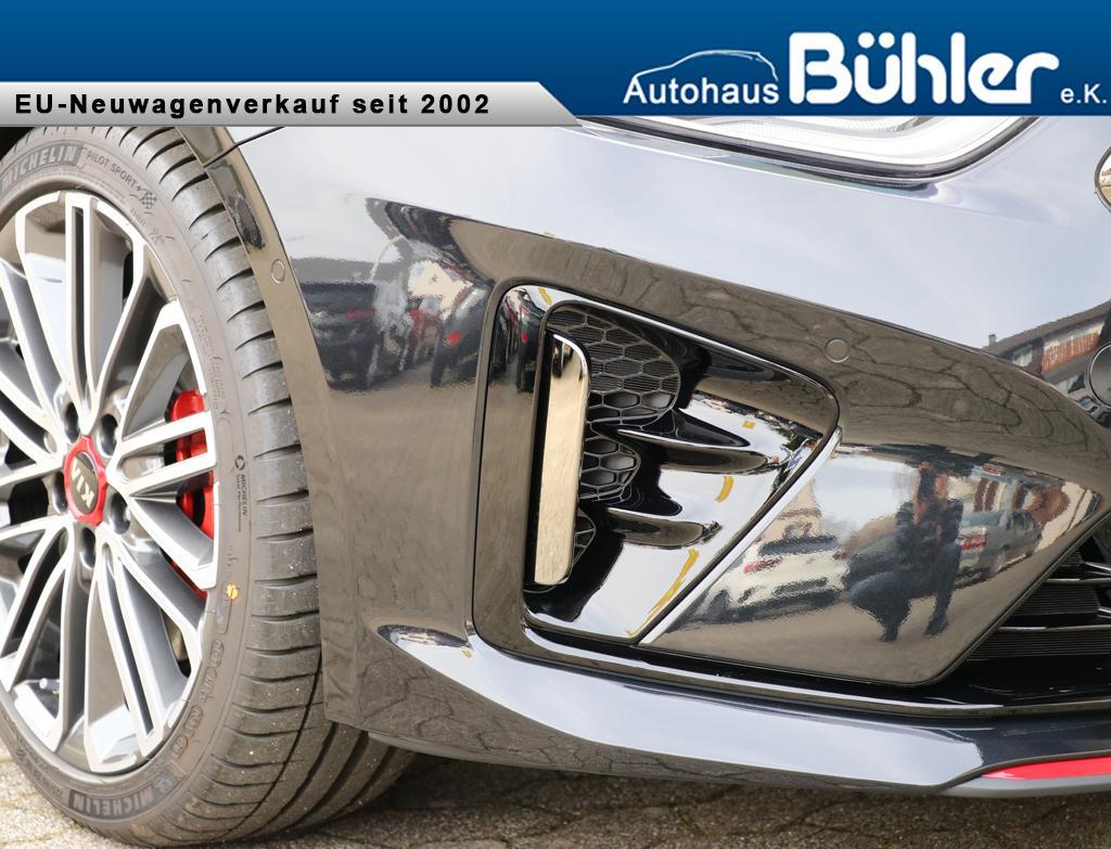 Kia Ceed 1.6T-GDI  GT - Zilinaschwarz Metallic