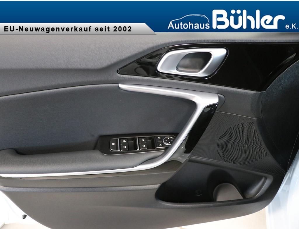 Kia Ceed Sportswagen Spirit - Interieur