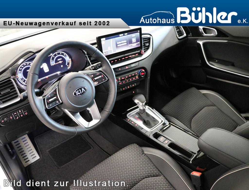 Kia Ceed Sportswagen Spirit Demo - Interieur