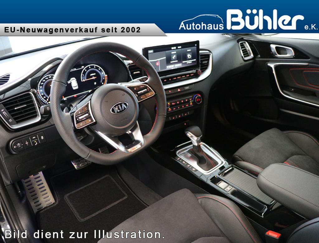 Kia Ceed 2020 GT - Demo