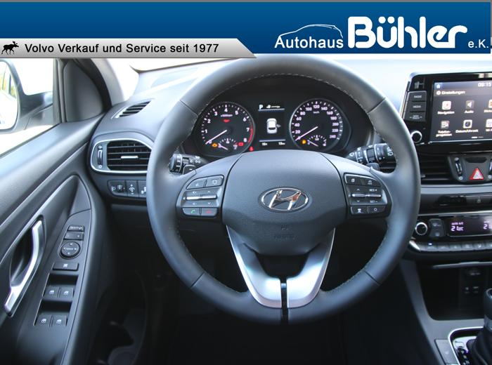 Hyundai i30 Kombi 1.4 T-GDI Trend 2020 - polar white