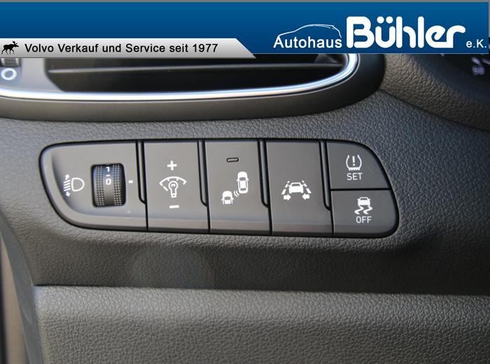Hyundai i30 1.4 T-GDI Trend Plus - Interieur
