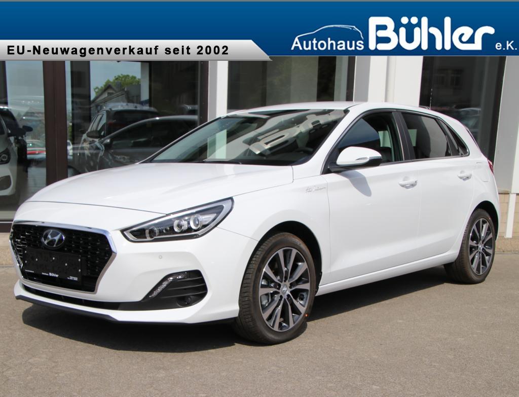 Hyundai i30 1.4 T-GDI Trend Plus - polar white