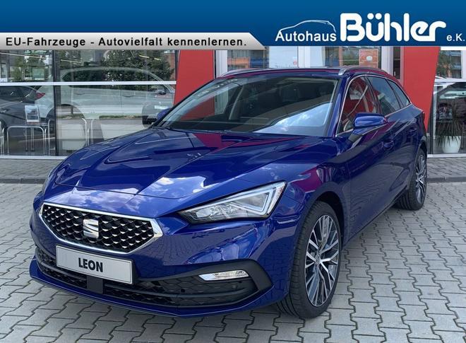 Seat Leon ST neues Modell 2020