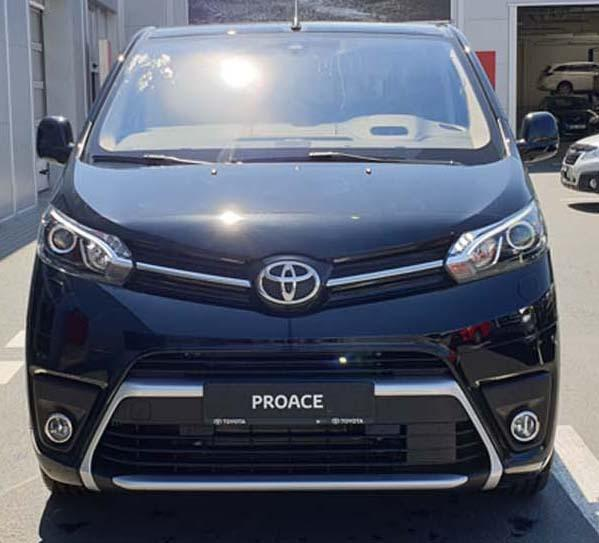 Toyota Proace Verso Automatik