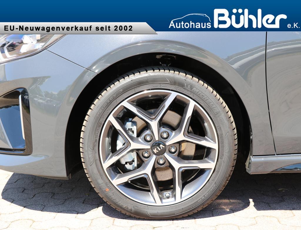 Kia Ceed Kombi 1.4 T-GDI GT-Line - Pentametall Metallic