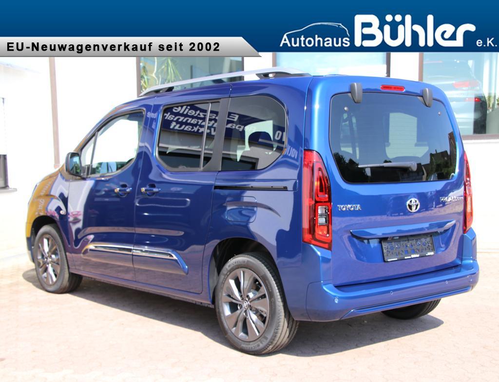 Toyota Proace 1.2 Family L1 - dunkelblau metallic