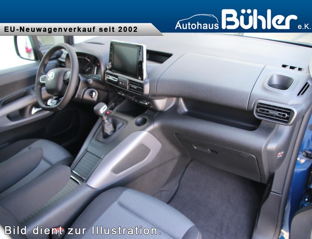 Toyota Proace City Verso L1 - dunkelblau metallic