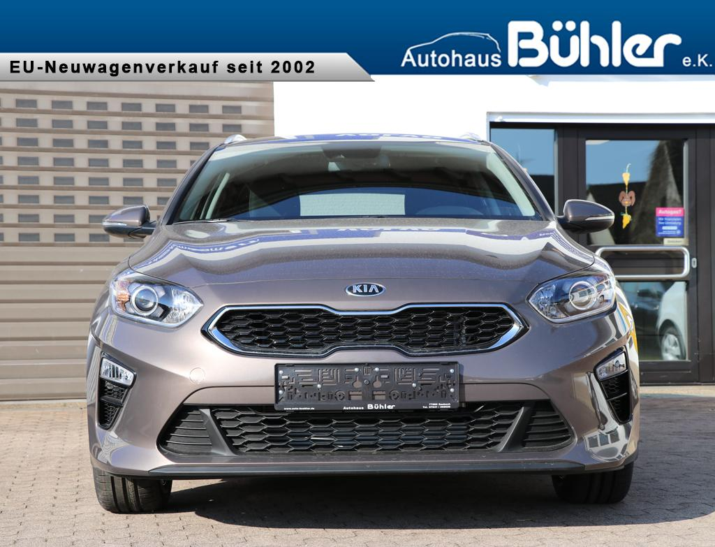 Kia Ceed 1.4 T-GDI DCT Automatik Vision - Copperstone Metallic